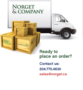 NORGET & COMPANY | Importer Grocery Specialty Food